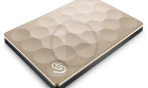 Seagate Debuts New Backup Plus Ultra Slim Hard Disk