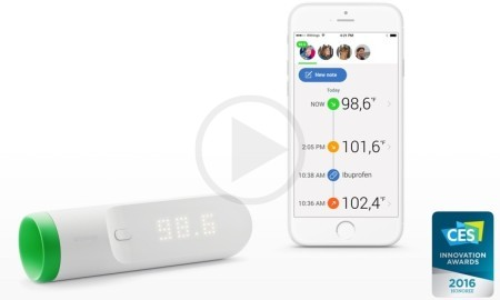 Thermo Wi Fi Connected Thermometer