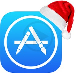 App Store Makes $1.1 Billion During Christmas