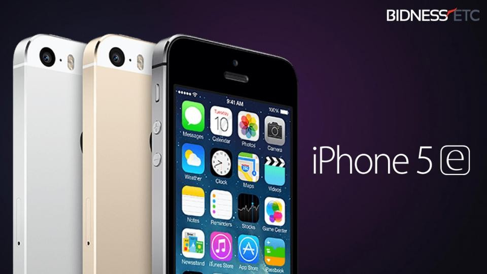New iPhone May Be Named iPhone 5e