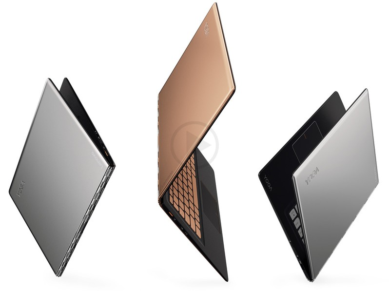Lenovo, LG and HP Show Off MacBook Copycats at CES 2016