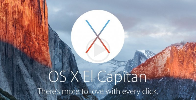 Apple Released The New OS X For The Mac