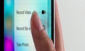 Apple's 3D Touch Uses