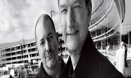 Jony Ive & Tim Cook Discuss The Intersection Of Fashion And Tech In New Vogue Interview