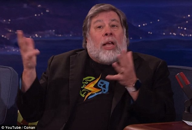 Steve Wozniak Supports Apple Says This Is The Worst Cast The FBI Could Take