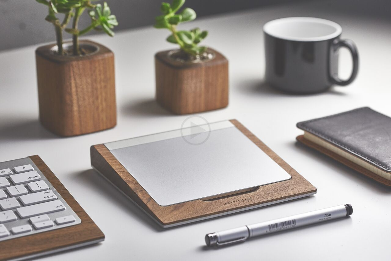 Grovemade Releases New Macbook Dock