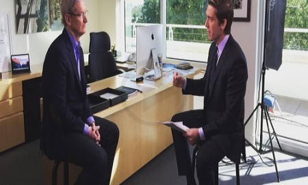 David Muir Of ABC Interview Tim Cook For Better Understanding Of The Company Refusal Of FBI Request