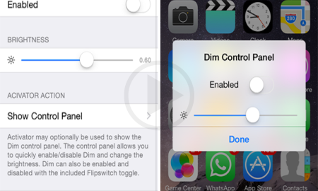 Best Way To Reduce Screen Brightness Without Jailbreaking The iPhone