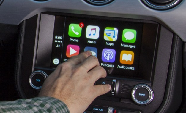 The New Vehicle From Ford To Support Apple CarPlay Will Be Available From May, 2017