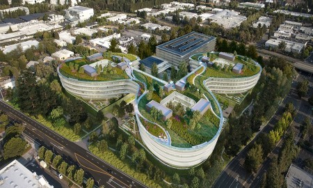 Apple's Second Campus Revealed