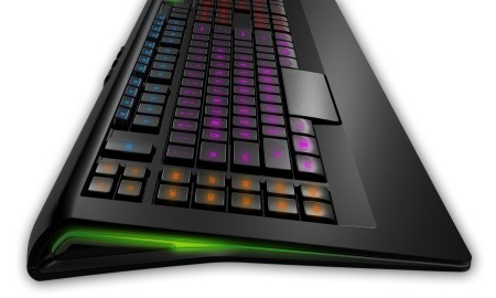 Pro Keyboard For Beasts, Presenting Steel Series Apex M800
