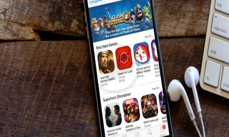 Most iPhone Owners In The US Spent $35 On Games And Apps In 2015