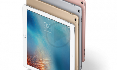 One Apple SIM Is Embedded With The New iPad Pro