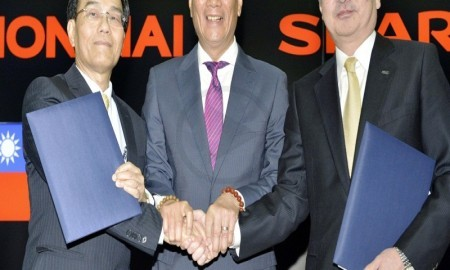 Deal Signed Between Foxconn And Sharp At $3.5 Billion