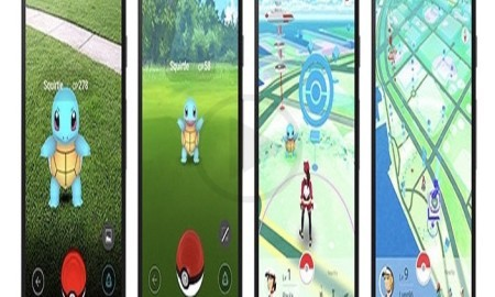 Some New Screenshots And Details Of 'Pokémon Go Have Been Released By The Pokémon  Company