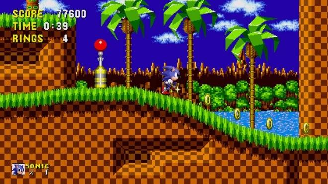 Apple TV Has New Sonic Game