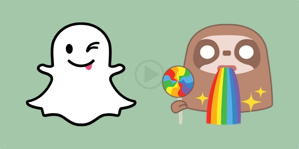 The New Snapchat Update Has Features Like Stickers, Video Features And Great Messaging  Options