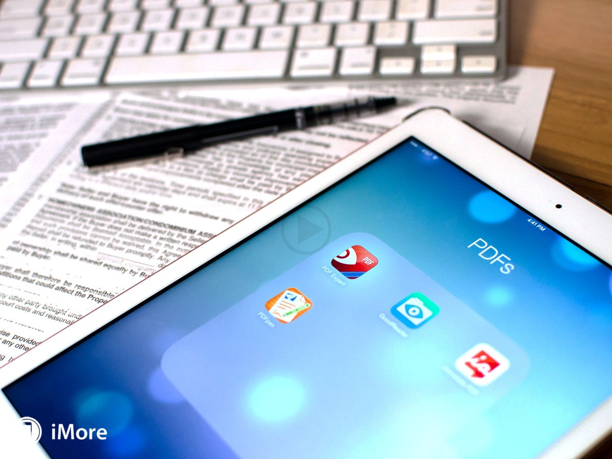 The iPad Apps For Document Management And Editing