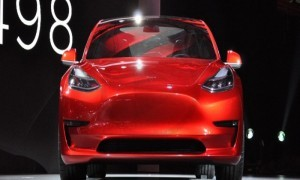 Going Strong: Tesla's New Car Is Completely Futuristic