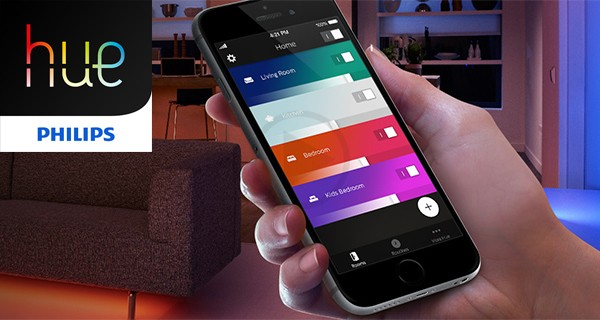 The All New App For Philips Hue For iOS And Android Devices With New Features