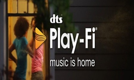 DTS Introduces Play Fi For Streaming Music At home