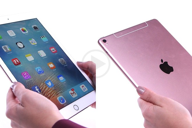 The 9.7  iPad Pro Is A Tablet That Good But Cannot Replace A Laptop