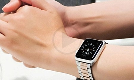 Designer Watch Straps for Apple iWatch to Be out Soon
