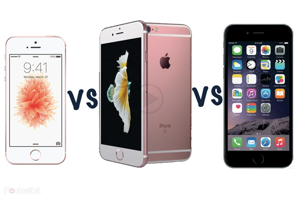 What Makes The iPhone SE So Different From The iPhone 6 And 6S