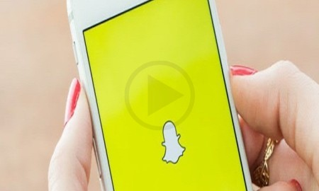 Motion Tracking Stickers Added On Snapchats Update From Android And iOS
