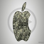 Apple Has Recently Closed Its  Stock by 0.1 Percent Lesser Than The Original Stock Value.