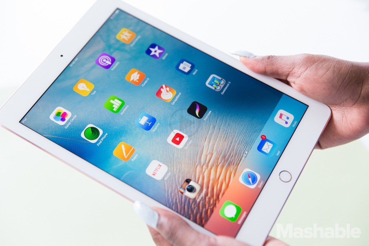 Apple Ipad 9.7 Inch Pro Comes With Perfect Display for Record Performance