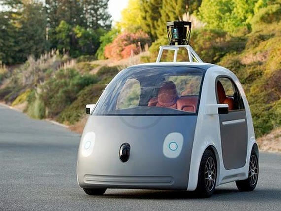 Google Joins Hands With Other Tech Giants for Self Driven Cars