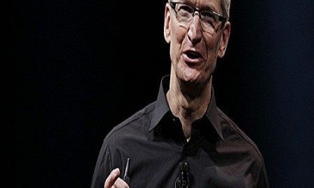 Lucky Bidder Gets To Have A Charity Lunch With Tim Cook