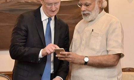 Tim to Meet Indian PM on His Indian Tour