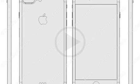 iPhone 7 Leaked Sketches Shows Identical Similarity With iPhone 6