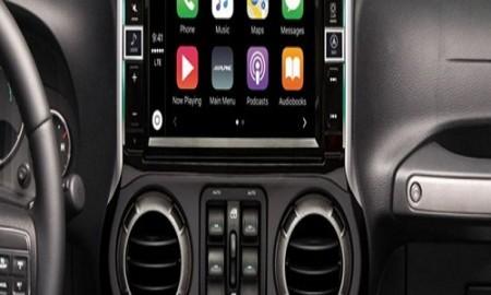 Alpine Introduces Its New Carplay Display Unit