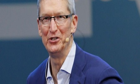 Apple CEO Tim Cook Comes Back On Mad Money For Part Two Of His Interview