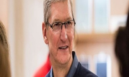 Tim Cook Optimistic About Company's Growth, Asks to Look at Bigger Canvas
