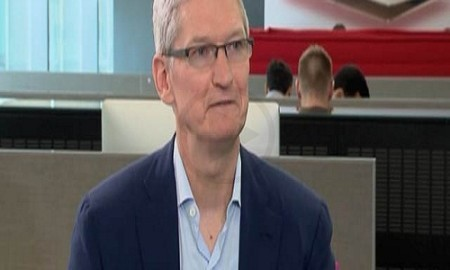 Tim Cook Talks About His Plans With the Indian Market in an Interview With NDTV