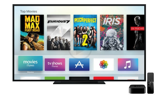 Apple Working On Apple TV OS Upgrade