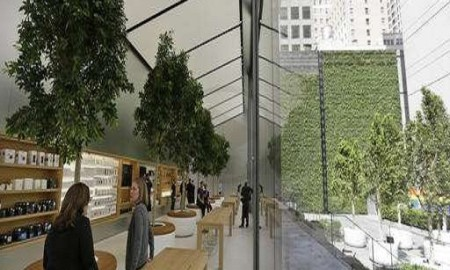 A Look at Apples Latest Retail Store Located at the Union Square of San Francisco
