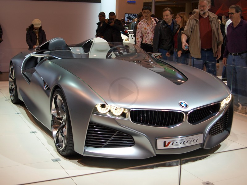 BMW Refocusing On Self Driven Cars