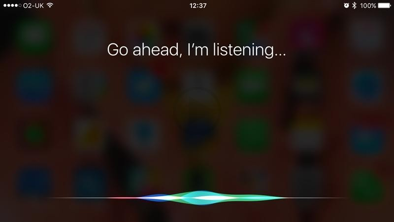 Apple Working on Coming up With Various Features and Support Facilities for Siri