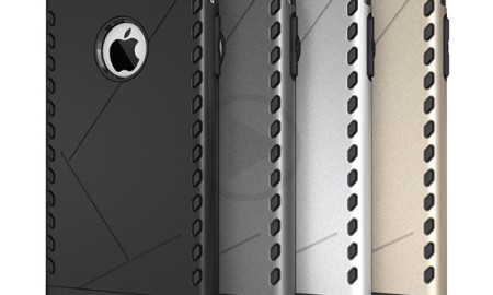 Case Design for the iPhone 7 and iPhone 7 Plus Surfaces Showing Dual Camera and Smart  Connector Allotment