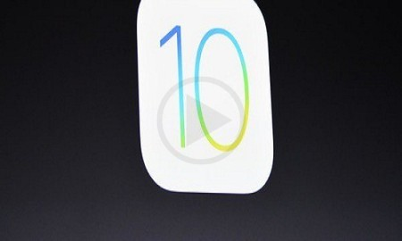 Apple iOS 10 All Set for Launch