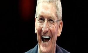 Tim Cook Referred to Poor Tim by Nancy Pelosi and Also Suggested that Bad Advice had Been  Given to the CEO