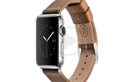 Review on the Brown Leather Band Made by Monowear for the Apple Watch