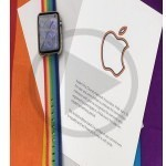 Rainbow pride Apple Watch Band Now Available for the Masses