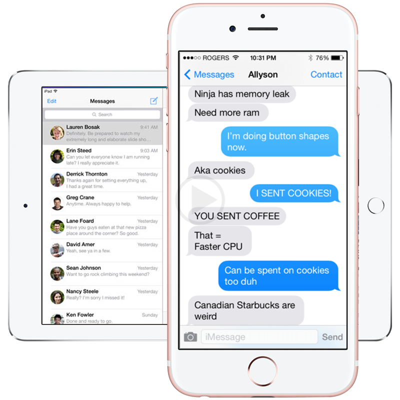 iMessage for Android to Be Officially Announced as Per Reports at WWDC 2016