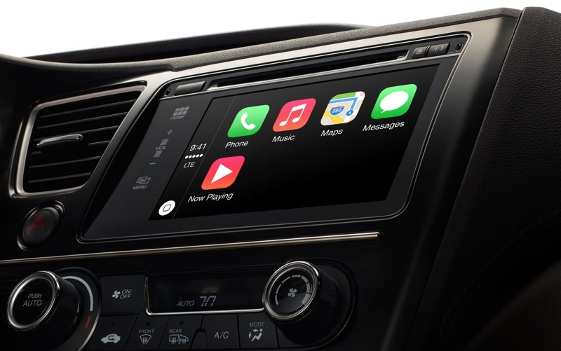 Return of CarPlay in Honda